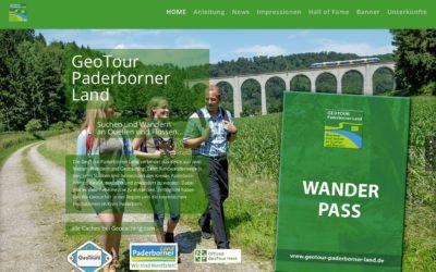 Neues Design für die Geotour Paderborner Land