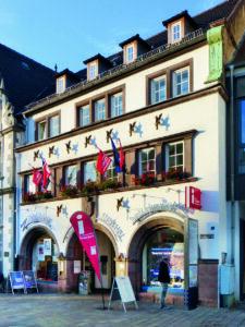 Tourist Info Paderborn